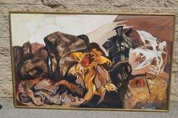 Desert Allegory