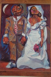 The Wedding Couple