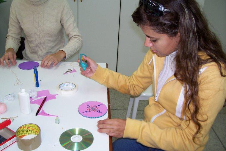 """aula temática sobre   """"mAndAlas """" (círculos encantados)"""