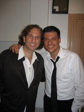 Italian Singer Patrizio Buanne