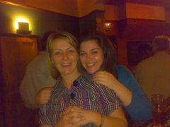 Erica and Lauren
