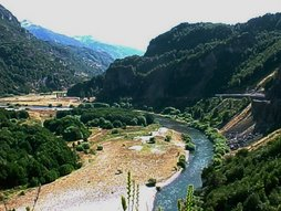 Farellón, camino a Coyhaique