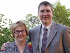Debbi & Kevin - May 2007