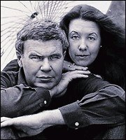 Raymond Carver y Tess Gallagher
