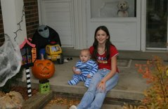 Me and my baby brother, Joey!