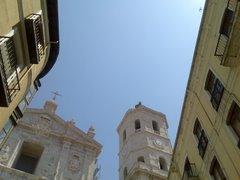 Otra manera de ver la Torre de la Catedral