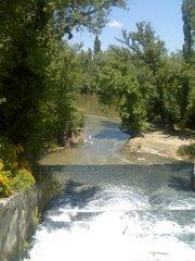 Desembocadura Rio Esgueva