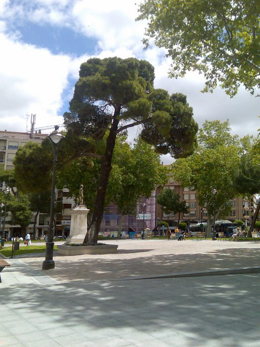 Plaza del la Universidad