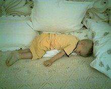 Andrea e il sonno profondo!
