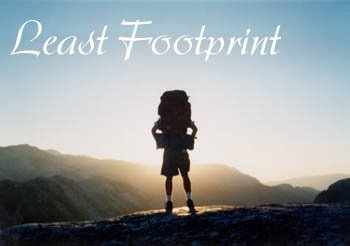 Least Footprint