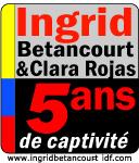 Ingrid Betancourt - N'oublions pas