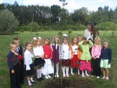 1. septembril 2006, meie kõik ja meie oma puu