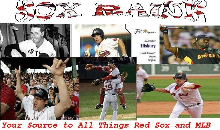 Sox Rawk: Your Source to All Things Red Sox and MLB