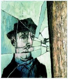 Mino Ceretti, Uomo allo specchio
