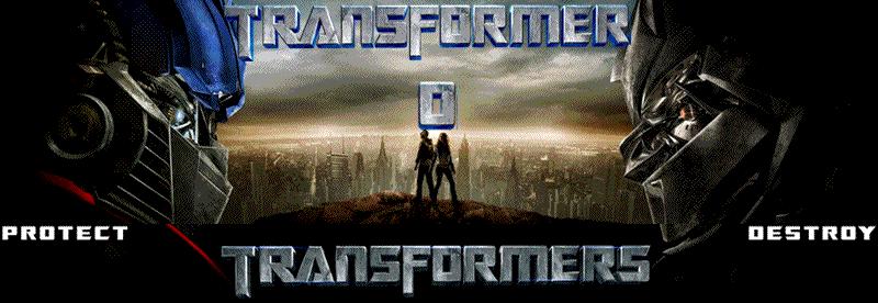 TRANSFORMER O TRANSFORMERS