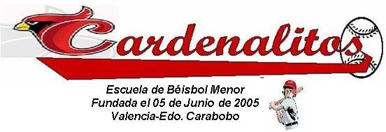ESCUELA DE BEISBOL MENOR CARDENALITOS DE LAMIGAL