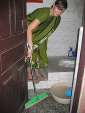 Housewife skills in India