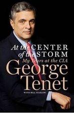 مذكرات جورج تينيت : مدير الاستخبارات الأمريكية المستقيل
