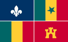 The Creole Flag