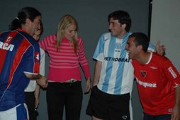 Backstage Tapa Fox Sports