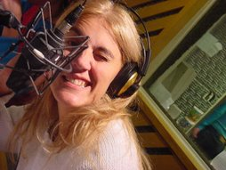 Al aire en Radio Del Plata