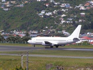 Airwork B737-219C