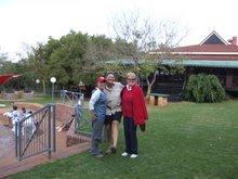Tannie Irrie, Liani and myself