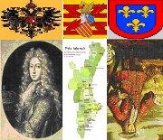 Conmemoración del 300 aniversario de la Batalla de Almansa, que fue el 25 de abril de 1707.
