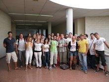 Foto de los compañeros del curso