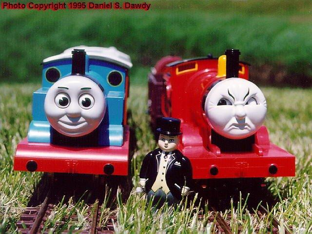 Thomas y sus Amigos Gordon a toda mquina