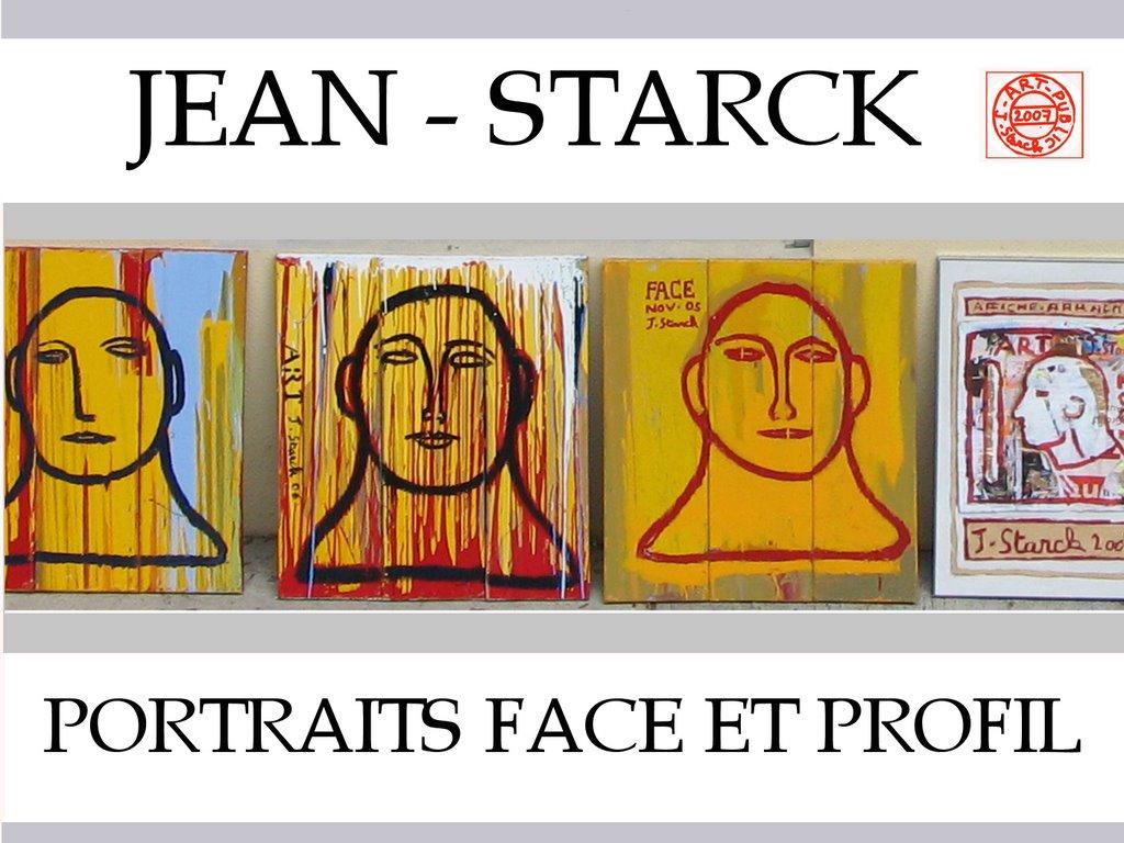 Jean - Starck catalogue des créations récentes