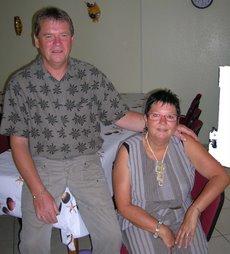 Dominique et Patrick