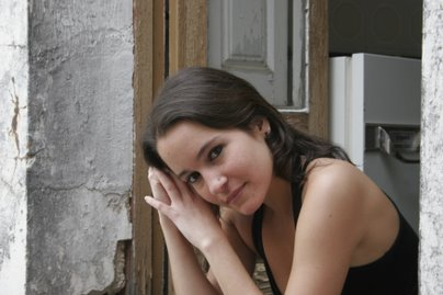 Adriana Espinosa, estudiante de periodismo