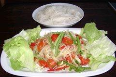 Som Tum, Thai-Esaan noodle