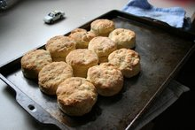 biscuits hot outta the oven