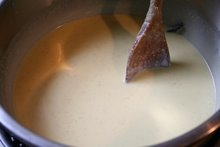 vanilla bean ice cream batter