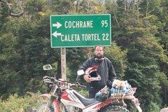 Camino a Tortel