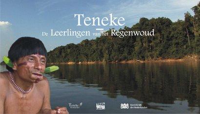 Teneke - De Leerlingen van het Regenwoud