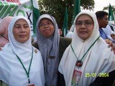 EXCO  Dewan Muslimat PAS Pusat