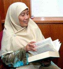 Ketua Dewan Muslimat Pas Pusat