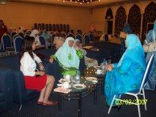 Pimpinan Wanita 3 parti pembangkang nekad tumbang BN