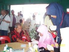 Program Pemeriksaan Kesihatan Percuma PAS