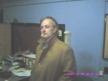 Horacio Fioriello es Altamira, un Juan de los Palotes