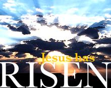 Jesus The Risen
