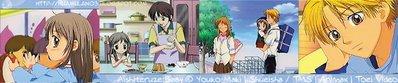 slice of life Aishiteruze baby banner by huamulan03