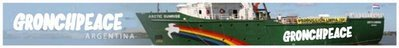 El Arctic Sunrise de Gronchpeace