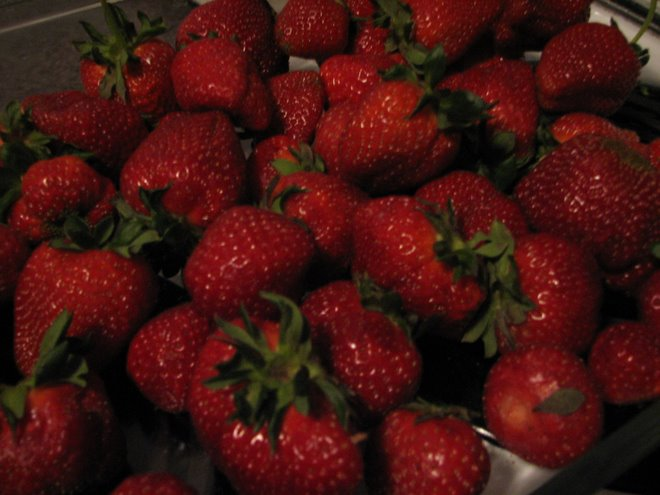 Juicey Strawberries!