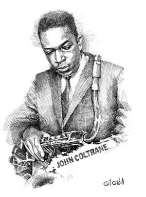 .....solo Coltrane sabrìa seducir....
