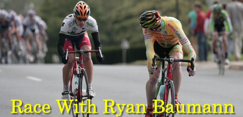 Race With Ryan Baumann