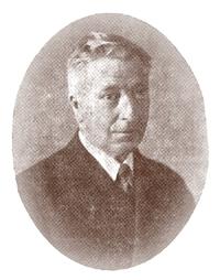 Don Manuel Serrano y Sanz